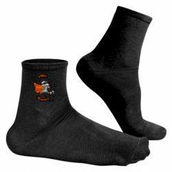 Чоловічі шкарпетки Super raccoon