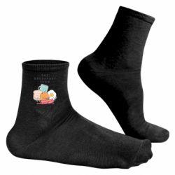 Чоловічі шкарпетки The breakfast club