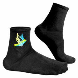 Чоловічі шкарпетки Україна Ластівка