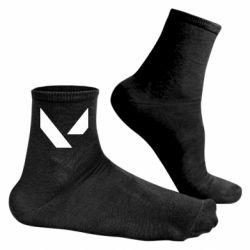 Чоловічі шкарпетки Valorant sign