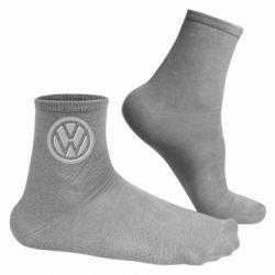 Мужские носки Volkswagen Logo