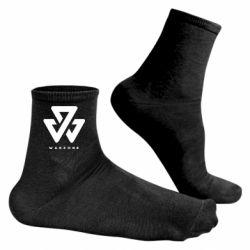 Чоловічі шкарпетки Warzone