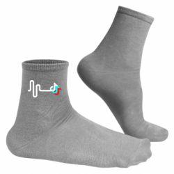 Чоловічі шкарпетки Wave tik tok