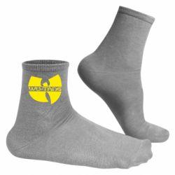 Чоловічі шкарпетки WU-TANG