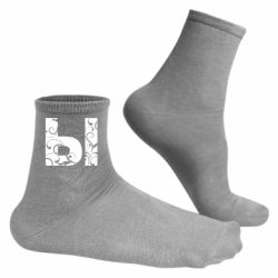 Мужские носки Ы