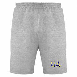 Мужские шорты UA Ukraine