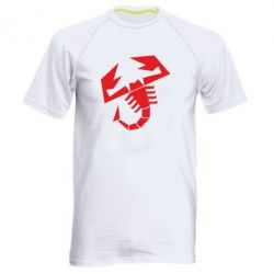 Мужская спортивная футболка Abarth - FatLine