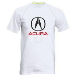 Мужская спортивная футболка Acura - FatLine