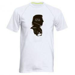 Мужская спортивная футболка After all this time? - FatLine