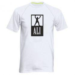 Мужская спортивная футболка Ali - FatLine