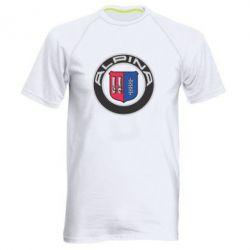 Мужская спортивная футболка Alpina - FatLine