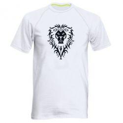 Мужская спортивная футболка Альянс - FatLine