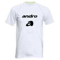 Мужская спортивная футболка Andro - FatLine