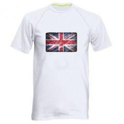 Мужская спортивная футболка Англия - FatLine