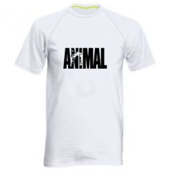 Мужская спортивная футболка Animal Powerlifting - FatLine