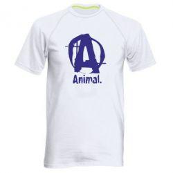 Мужская спортивная футболка Animal - FatLine