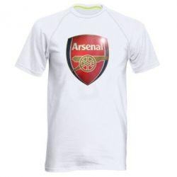 Мужская спортивная футболка Arsenal 3D - FatLine