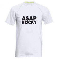 Мужская спортивная футболка ASAP ROCKY - FatLine