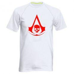 Мужская спортивная футболка Assassin's Creed Misfit - FatLine