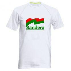 Мужская спортивная футболка Bandera - FatLine