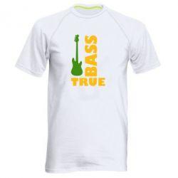 Мужская спортивная футболка Bass True - FatLine