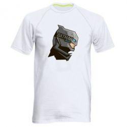 Мужская спортивная футболка Batman Armoured - FatLine