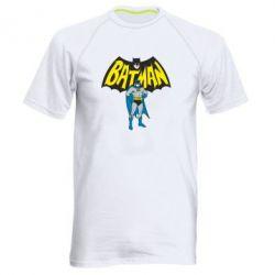 Мужская спортивная футболка Batman Hero - FatLine