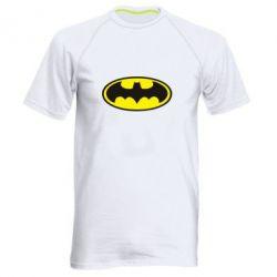 Мужская спортивная футболка Batman - FatLine