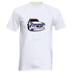 Мужская спортивная футболка Bavarian Motor Works - FatLine