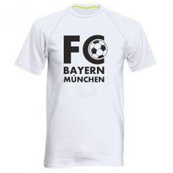 Чоловіча спортивна футболка Баварія Мюнхен