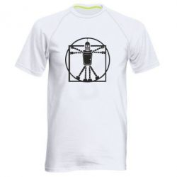 Мужская спортивная футболка Bender Da Vinchi