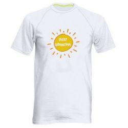 Чоловіча спортивна футболка Best Grandma