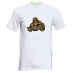 Мужская спортивная футболка Big Bear - FatLine