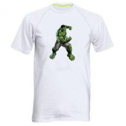 Мужская спортивная футболка Big Hulk - FatLine