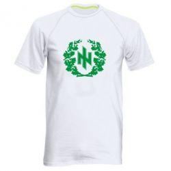 Мужская спортивная футболка Бій під Крутами - FatLine