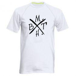 Мужская спортивная футболка BMTH - FatLine