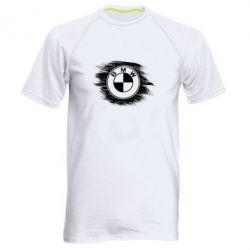 Купить Мужская спортивная футболка БМВ арт, BMW art, FatLine