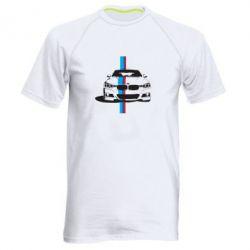 Мужская спортивная футболка BMW F30 - FatLine