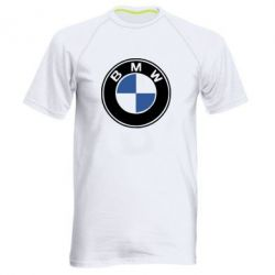 Мужская спортивная футболка BMW