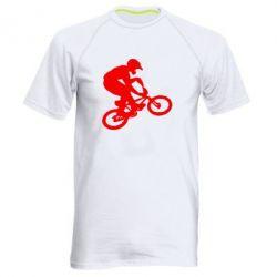 Мужская спортивная футболка BMX Extreme - FatLine