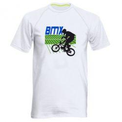 Мужская спортивная футболка BMX Sport - FatLine