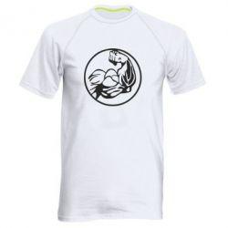 Чоловіча спортивна футболка Бодібілдинг - FatLine