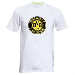 Мужская спортивная футболка Borussia Dortmund - FatLine