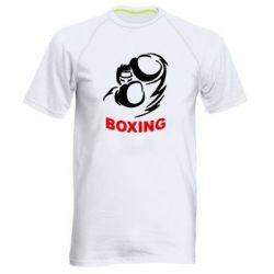 Мужская спортивная футболка Boxing - FatLine