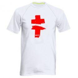 Мужская спортивная футболка Brutto Logo - FatLine