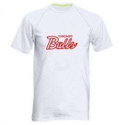Мужская спортивная футболка Bulls from Chicago - FatLine
