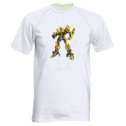 Мужская спортивная футболка Bumblebee - FatLine