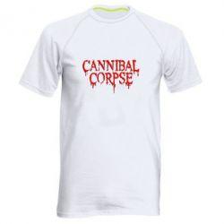 Мужская спортивная футболка Cannibal Corpse - FatLine