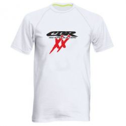 Мужская спортивная футболка CBR Super Blackbird  1100 XX - FatLine