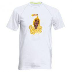 Мужская спортивная футболка Cheez Wiz Khalifa